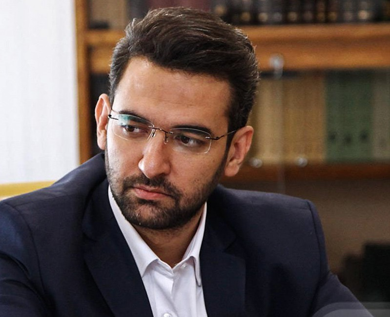 محمدجواد آذری جهرمی وزیر ارتباطات