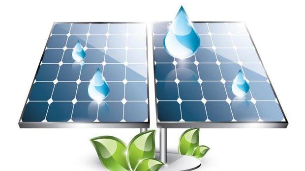 تولید برق از باران با سلول هیبریدی خورشیدی