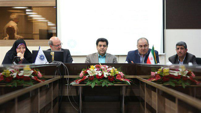 نشست فراکسیون کارآفرینی اتاق ایران و مجلس