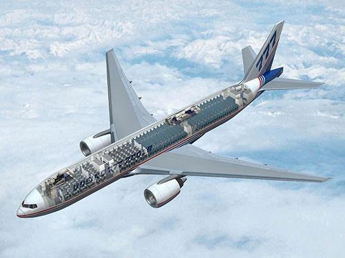 تاسیس مرکز طراحی هواپیمای تجاری