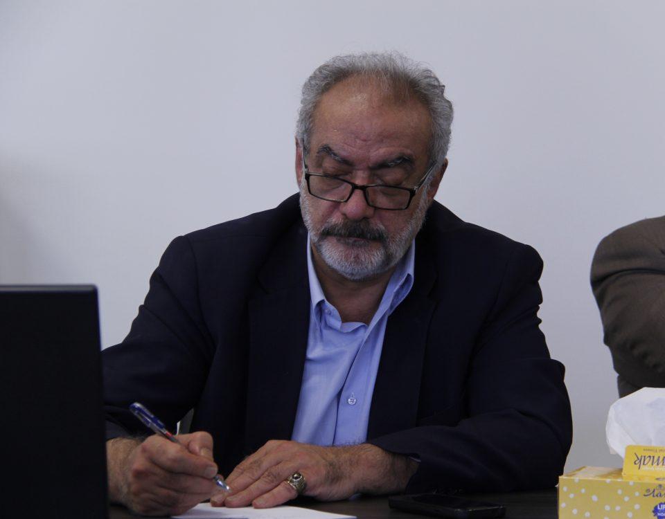 بهمن افتخاری عضو هیات مدیره ا